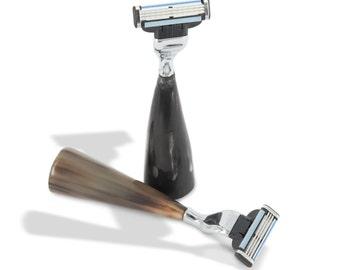 Horn Shaving Razor