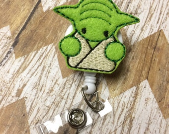 Yoda Badge Reel