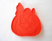 Vintage Snoopy Great Pumpkin Large Imprint Cookie Cutter