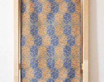 tea towel - rokkakkei nxo -