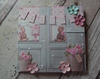 Tilda flip book