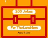 200 Printable Jokes - Lunchbox Notes