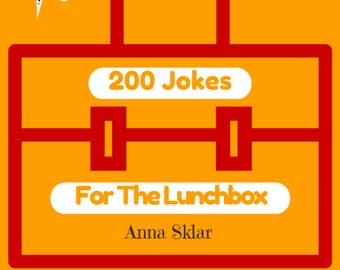 200 Printable Jokes - Lunchbox Notes