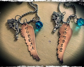 Thelma & Louise BFF Necklaces