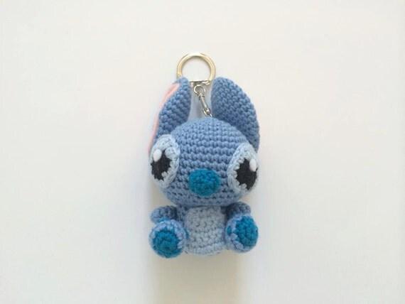 """Stitch & Angel 3"""" inch tall doll"""