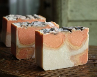 Handmade Soap, Apple Pie, Pumpkin Pie, Homemade Soap, Autumn Soap, Fall Soap