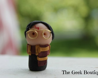 Harry Potter Clay Figure