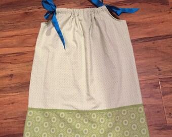 Vintage Pillowcase Dress Size 4