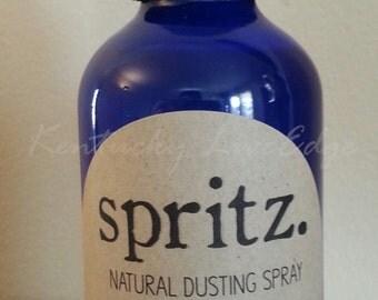 Natural Dusting Spray- Wood Polish- Wood Dusting Spray- No Harsh Chemicals- Handmade Dusting Spray & Furniture Polish- Light Citrus Aroma