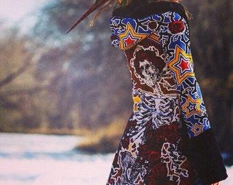 Deposit for a Custom made Bertha tapestry coat