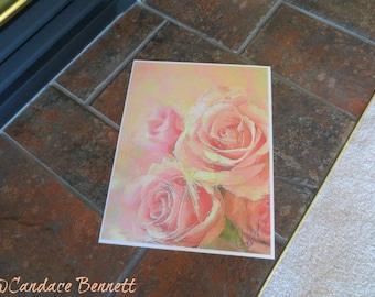 Pink Petals (Fine Print)