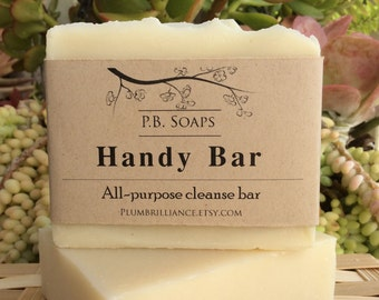 Cold Process Soap - All Natural Soap,