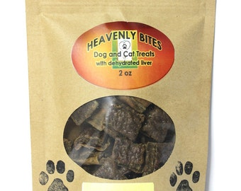 Dehydrated Liver Dog and Cat Treats