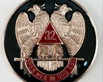 Masonic Auto Decals