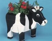 Cow Yard/Flower Planter