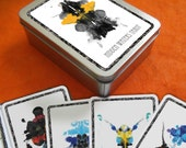 Hidden Waters Tarot Deck,  tarot cards, modern tarot deck, oracle cards, divination, tarot cards,