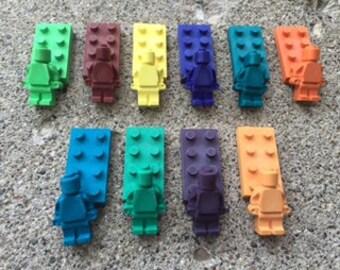 Bricks & Figures -Set of 20