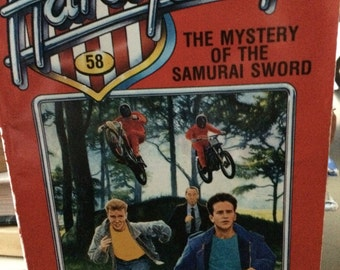 The Hardy Boys, The Mystery of the Samurai Sword, by Franklin W. Dixon