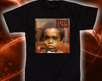 Nas Illmatic T-Shirt and Tank Top