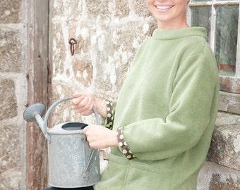 Cornish Fleece Smock
