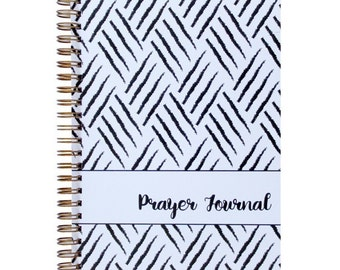 Crosshatch Prayer Journal