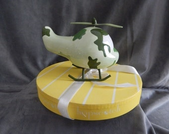 Vintage Helicopter Savings Bank