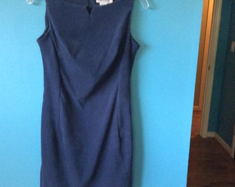 All Occasion BLUE RAMPAGE DRESS; Size 5; Mint Condition