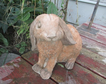 Whiskers the Briar Patch Rabbit Statue