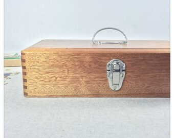 Wooden Toolbox Classiky - Large