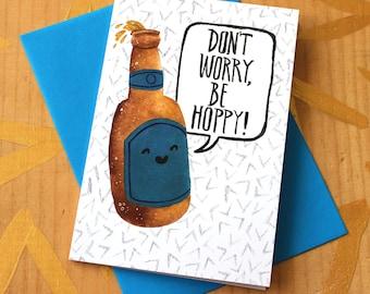 Be Hoppy Card