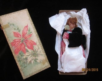 Handmade Antique Doll--Early 20th Century?