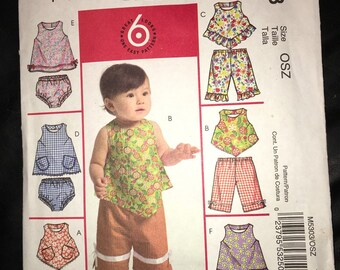 McCall's sewing pattern #M5303
