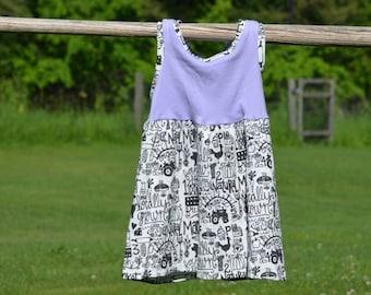 Girl Birthday Outfit, Organic Baby Dress, Girls Dress, Summer Dress, Organic Dresses, Baby Girls Dress, Organic Dress, Girls Birthday Dress