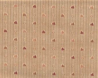 Day in the Country Walnut Mini Shirting by Fig Tree Quilts for Moda, #20034-12, 1 yard, C178C