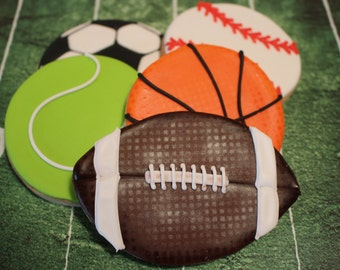 Sports Cookie Favors