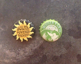 Solar Powered Brewery, Mother Earth Brewery, beer magnets