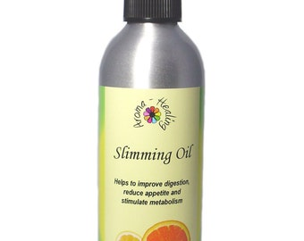 Slimming Oil | Weight Loss Oil | Cellulite Massage Oil | Essential Oils for Weight Loss | Body Oil Spray | Vegan