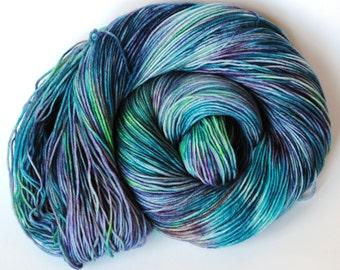 Atlantis -Hand Dyed Sock Yarn-