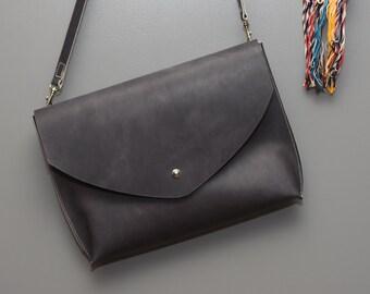 Leather Crossbody // Shoulder bag