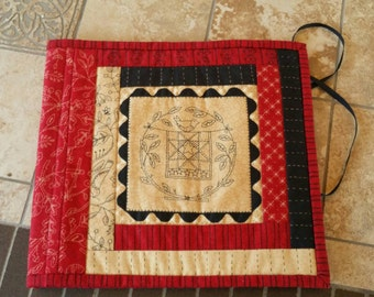 Handmade Notions Keeper Quilting Sewing Notions Case