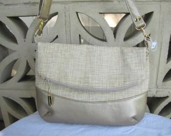 Fressia Fold Over Bag
