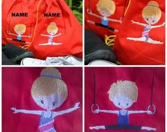 Personalised PE Bag, Personalised School Bag, Personalised Sports Bag, Back to School Bag, New Term Bag