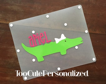 Child's Personalized Placemat
