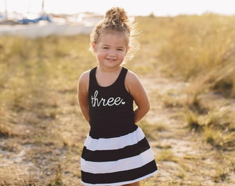 Girls Birthday outfit, birthday shirt,ANY AGE,  girls Birthday shirt and skirt