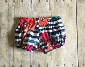 Diaper cover, bloomers, shorties
