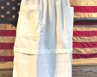 Pioneer Trek Apron  LDS Pioneer Trek Clothing - Made in Nauvoo