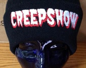 Creepshow beanie George Romero Stephen King