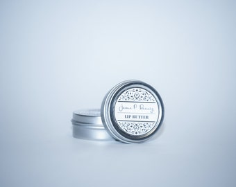 TINTED LIP BUTTER--.5 oz
