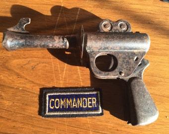 Original Antique Buck Rogers 25th Century Ray Gun, Space Gun