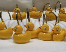 Plastic Duck Hooks with Wiggle Eyes
